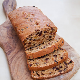 Irish brack (fruit loaf) #SundaySupper.