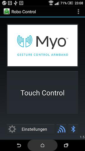 Robo Control