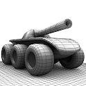 Six Wheels and a Gun icon