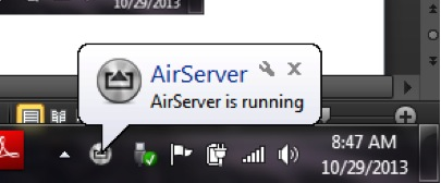 Air Server Instructions_Old Version