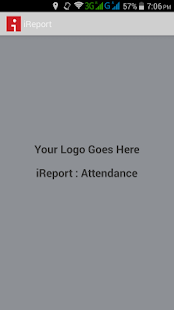 iReport: mobile attendance- screenshot thumbnail