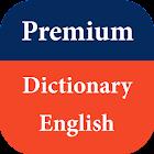 Premium Dictionary English icon