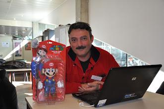 Photo: Super Mario !
