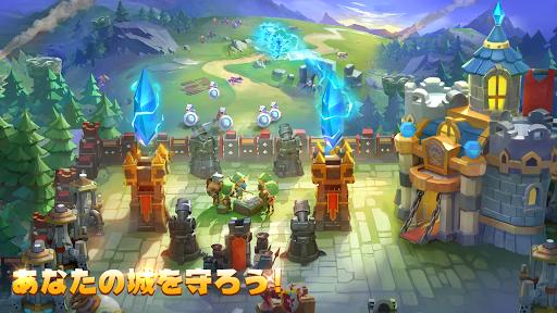Castle Clashuff1au9802u4e0au6c7au6226  screenshots 2
