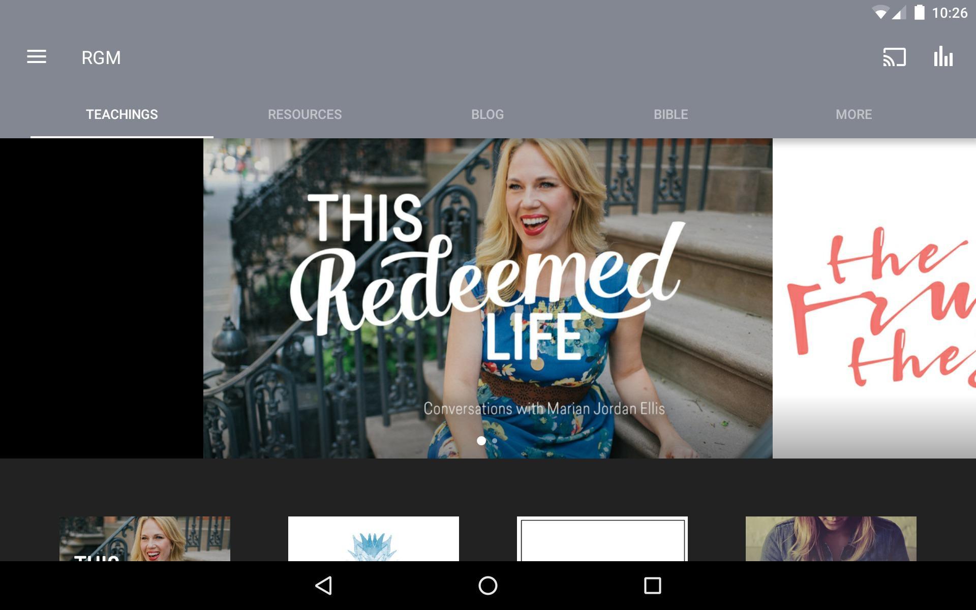 Redeemed Girl Ministries screenshot #7