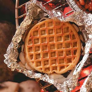 Grilled Waffle Treats