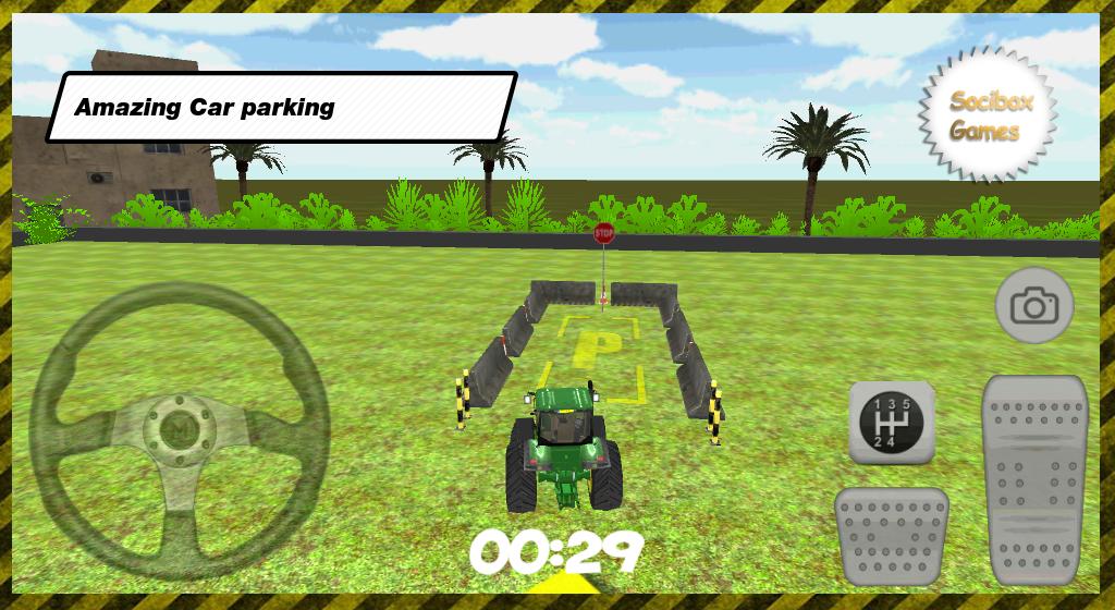 3D-Tractor-Car-Parking 21