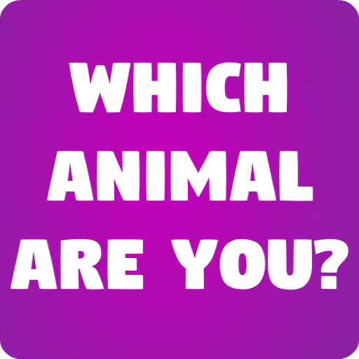 Which Animal Are You? Icon