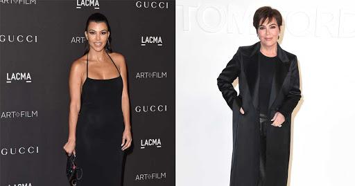 Kris Jenner Reveals Kourtney Kardashian Is The Toughest Kid To Manage