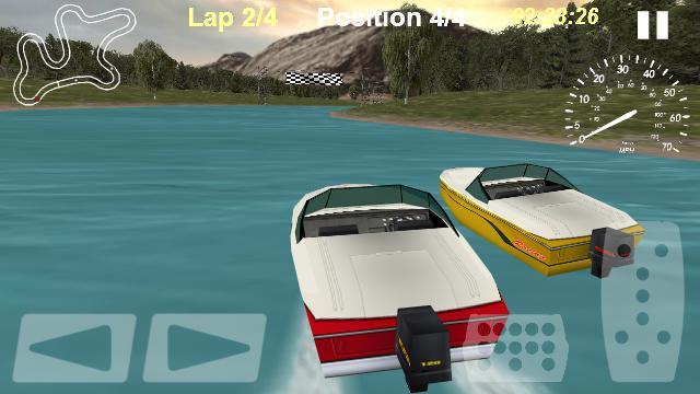 Boat Drive - screenshot