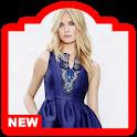 Blue Dress Design Ideas icon