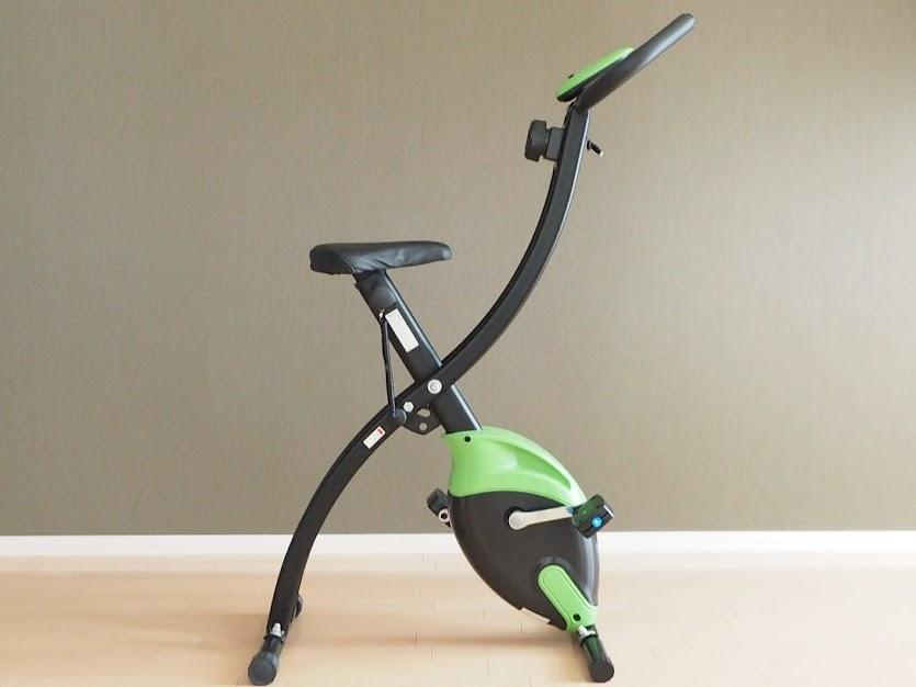 家庭用のエアロバイク