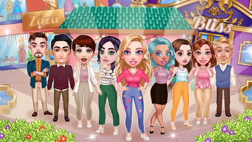 Emma's Journey: Fashion Shop apkpoly screenshots 9
