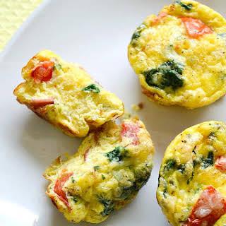 BLT Egg Muffin.
