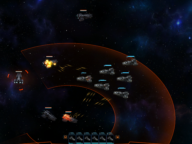 android VEGA Conflict Screenshot 6