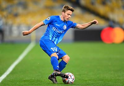 Toch ook positief nieuws vanuit Gent: youngster bekroont geweldige week met contractverlenging