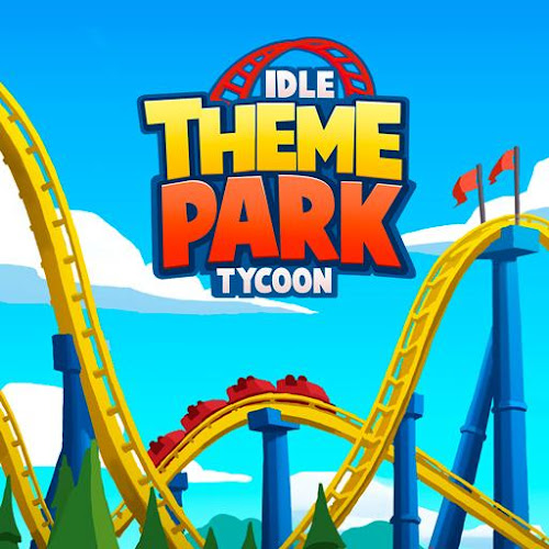 Idle Theme Park Tycoon - Recreation Game  (Mod Money) 2.5.8 mod