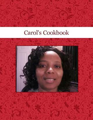 Carol's Cookbook