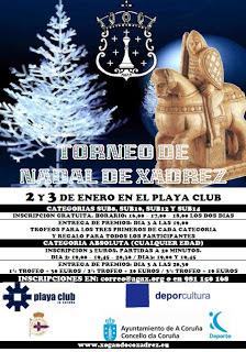 I TORNEO DE NADAL (Nadal 2012)
