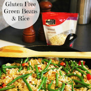 Green Beans and Rice