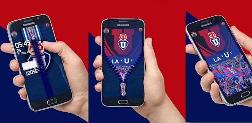 U.Chile zipper Bg is an app for everyone who likes Club do Universidad Chile.