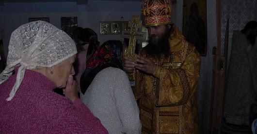Ишимско-Сибирская епархия Р.П.Ц.З. д.Борки