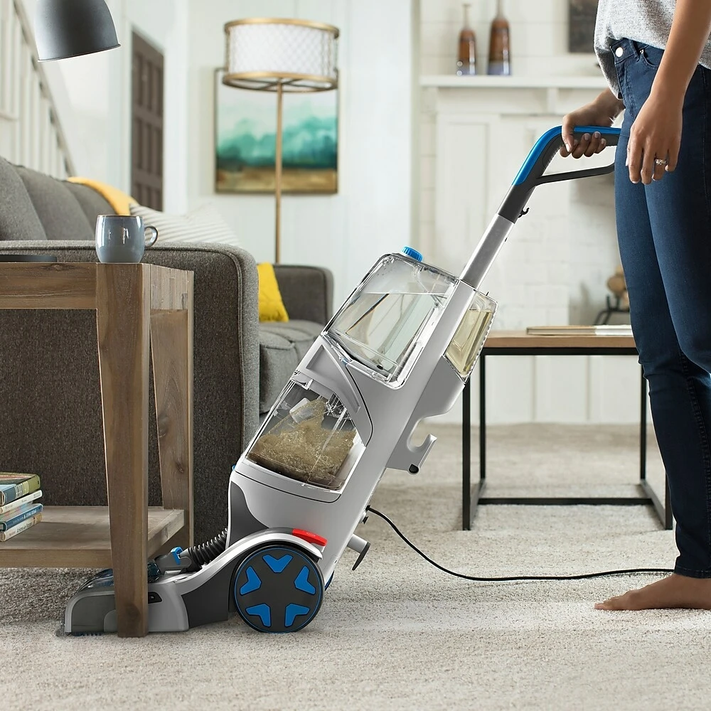 Reviews and FAQs of Hoover FH52001 Smartwash Automatic Upright Carpet Cleaner