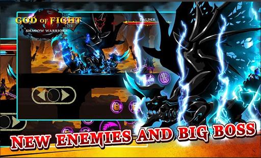 Shadow Fight - Killer God 1.6 screenshots hack proof 1