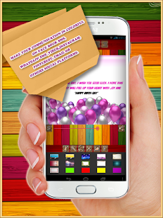 Color text sms+whatsapp sms - náhled