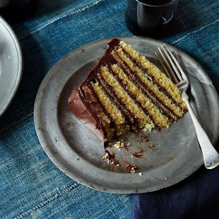 8-Layer Orange-Scented Smith Island Cake.