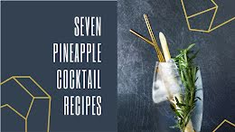 Pineapple Cocktail Recipes - YouTube Thumbnail item