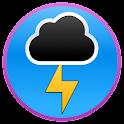 US Lightning Strikes Map icon
