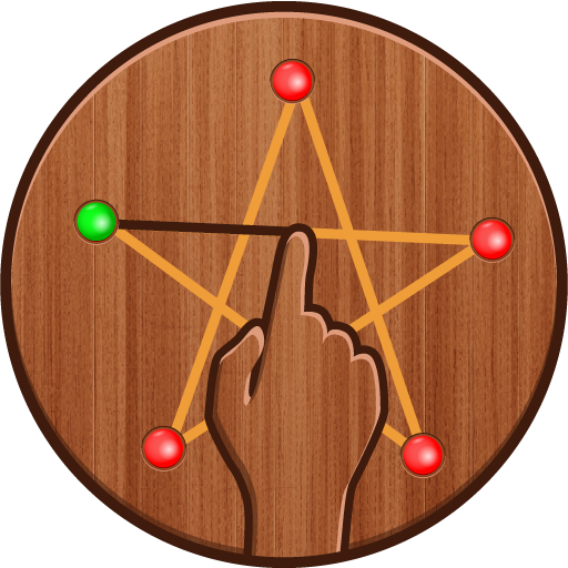 One Touch Drawing  - Single Stroke Drawing puzzle