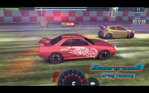 Underground Drag Battle Racing 2020 Drag Racing screenshots 1