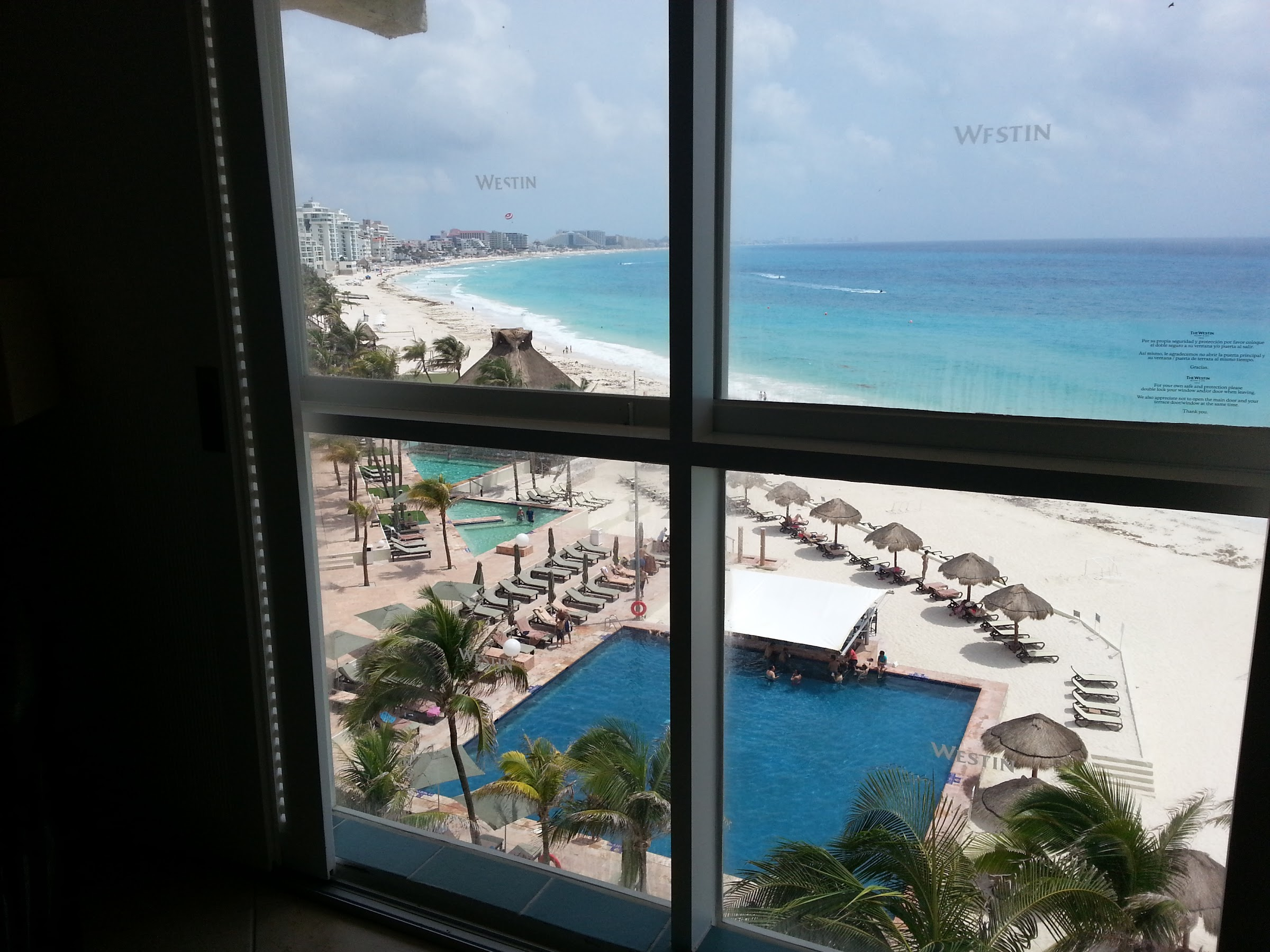 Hotel Review The Westin Resort Spa Cancun