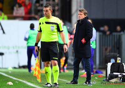 Franky Vercauteren évoque la situation du Sporting d'Anderlecht et l'arrêt des compétitions