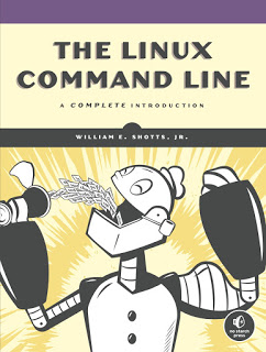 The Linux Command Line: A Complete Introduction Book Cover