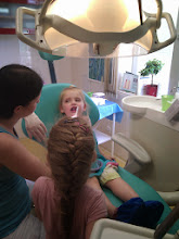 Photo: Visit to the dentist.