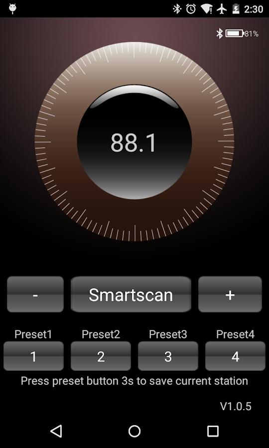 Радиопередатчик на андроид скачать