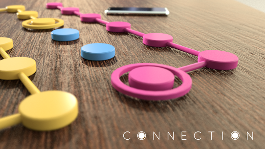 CONNECTION – Calming and Relaxing Game 2.6.6 Mod APK (Unlock All) 1