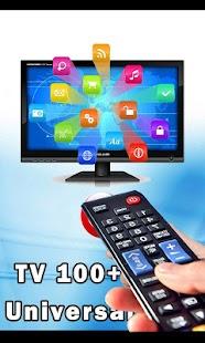 Universal All TV RemoteControl - náhled