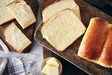 Pillowy White Bread