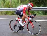 Thomas De Gendt commence à ressentir les deux Grands Tours qu'il a dans les jambes