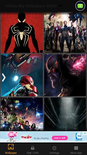 Superheroes Wallpapers 4K | HD Backgrounds Pro 1.0.1 screenshots 6
