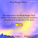 Wood Booger Trivia Game icon