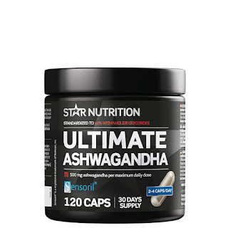 Ultimate Ashwagandha, 120 caps