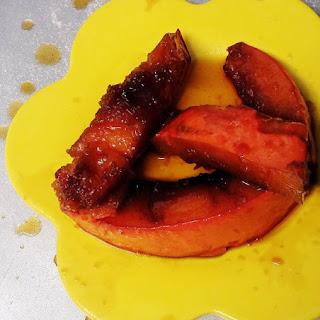 Calabaza En Tacha (Mexican Candied Pumpkin).