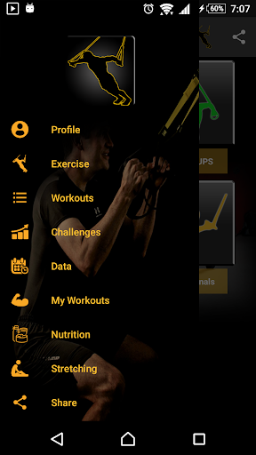 Suspension Workouts : Fitness Trainer screenshot 1