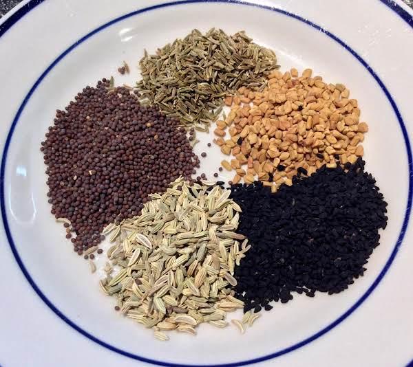 Panch Phoran Recipe