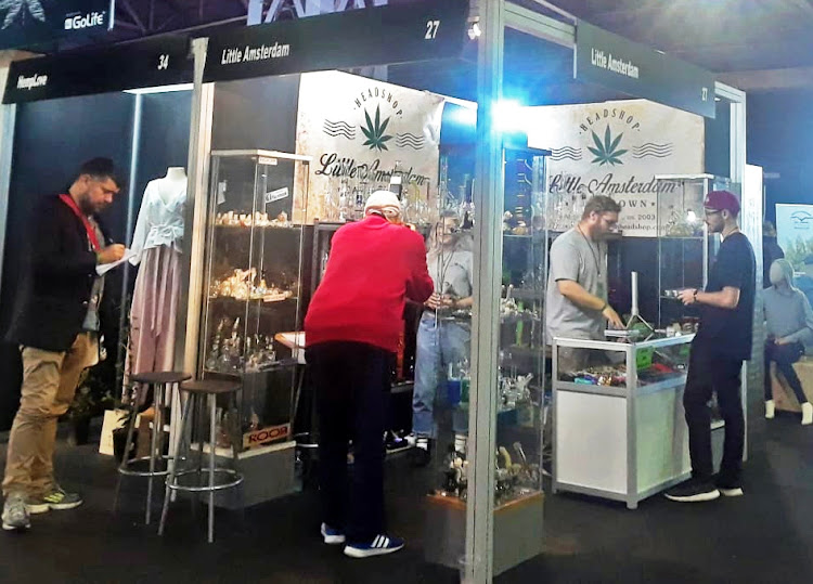 WATCH   Weeding out the good from the bad at Cape Town's cannabis expo